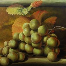 'Natura incontenibile' - Acrilici e olio su tela 100x70 - 2012
